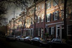 Pine Street -  Philadelphia, PA.