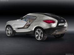 Hyundai QarmaQ Concept from 2007