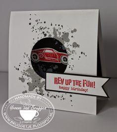 Rev up the Fun!!