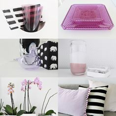 Pink / Purple / Iittala / Anu Penttinen / Marimekko