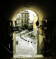 Arco de cuchilleros Madrid- Spain