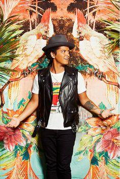 Bruno Mars por Harper Smith