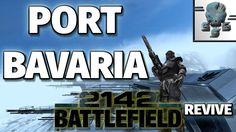BATTLEFIELD 2142 REVIVE - Port Bavaria Multiplayer Gameplay PC