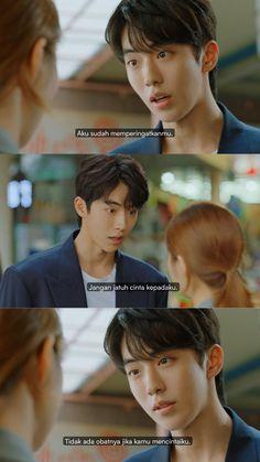 Korea Quotes, Quotes Drama Korea, Korean Drama Quotes, Drama Memes, Quotes From Novels, Film Quotes, Nam Joo Hyuk Dramas, Fighting Spirit Quotes, Nam Joo Hyuk Wallpaper