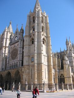 Studied in Leon, Spain for 6 months my junior year of college. Such an incredible place!