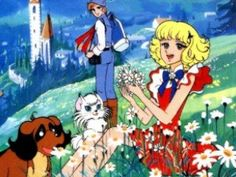 LULU, the flower angel. Not as famous as Candy candy but this anime was beautiful. Manga Anime, Old Anime, Cartoon Tv Shows, Cartoon Characters, Betty Boop, Anime Version, 90s Cartoons, Classic Cartoons, Magical Girl