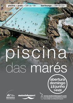 Piscina das Marés City Photo, Port Wine, Pools