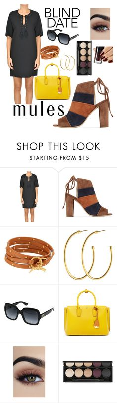 Blind Date by alliaa55 on Polyvore featuring 3.1 Phillip Lim, 8, MCM, Tory Burch, Dyrberg/Kern, Gucci and Witchery