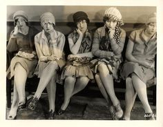 1920s...was it boring back there?