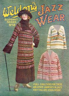 , 1920s, Cane, Coat, Costume, Fair, Fashion, Hat, History, Jacket, Paper, Pattern, Shoes, Wool