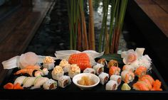 Sushi time! http://www.hotelmadero.com/buenos-aires-restaurant/red-rusto-lounge/index.cfm