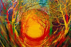 BREATHTAKING!!! | Radiohead artist Stanley Donwood produces a sensational Soho show