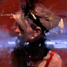 """Jeremy Mann """"Portrait Study #17"""""""
