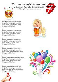 Party Games, Diy For Kids, Growing Up, Singing, Humor, Ideas, Danish Language, Creative, Music