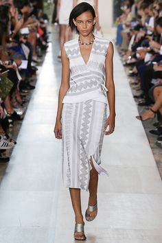 Tory Burch Spring 2015 Ready-to-Wear - Collection - Gallery - Look 1 - Style.com