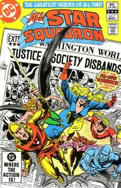 All-Star Squadron Vol 1 #7