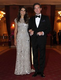 Christopher O'Neill and Princess Madeleine of Sweden