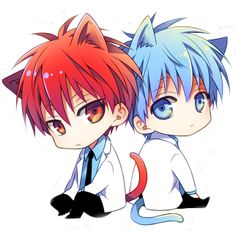 Chibi style anime Kuroko no basuke Anime Kawaii, Chibi Kawaii, Chibi Boy, Cute Anime Chibi, Anime Meme, Anime Guys, Anime Child, Anime Art Girl, Kuroko No Basket