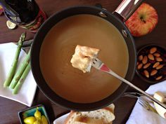 This IPA Fondue is a nod to fondue parties of the 70s... because drinking India Pale Ale is every bit as hipster today, as fondue was back then!