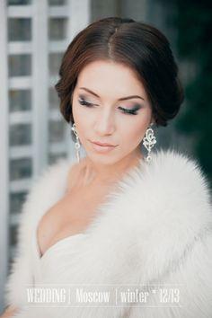 макияж нежный на свадьбу фото