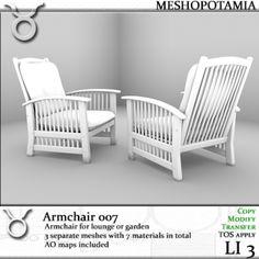 Meshopotamia Armchair 007