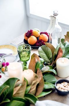 How to Set the Ultimate Holiday Table | Apartment34 | Decor