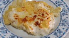 Pasta al forno con cavolfiore e groviera