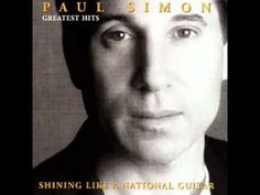 Paul Simon - Graceland + lyrics
