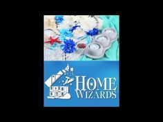 ▶ Fast and Fabulous Decorating Ideas - radio show Home Wizards on YouTube