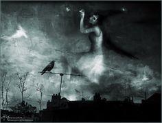 il viaggio della Strega Witch's travel original by Vocisconnesse