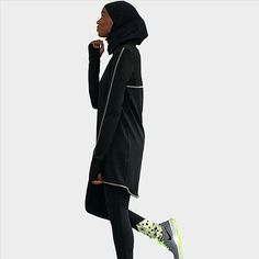 If you can't find anything modest to wear to the gym then you need to check out ! We are in love with their apparel! You can even wear this to the beach Modest Wear, Modest Dresses, Modest Outfits, Sport Outfits, Modest Clothing, Athletic Fashion, Athletic Wear, Modest Workout Clothes, Workout Outfits