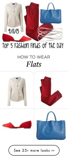 """""""Top 5 Fashion Finds of the Day"""" by maggie-johnston on Polyvore featuring Comptoir Des Cotonniers, Lanvin, Tiffany & Co., Barneys New York and Charlotte Russe"""