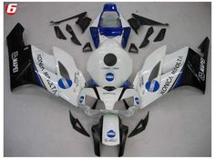 Injection Molded ABS Fairing For Honda CBR1000RR 2004 2005 http://www.ktmotorcycle.com/motorcycle-fairing/honda-fairing/cbr1000rr-fairing/injection-molded-abs-fairing-for-honda-cbr1000rr-2004-2005.html