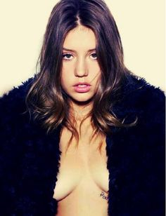 Adele Exarchopoulos. Blue Is The Warmest Colour. Love her!