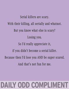 """Serial Loss"""