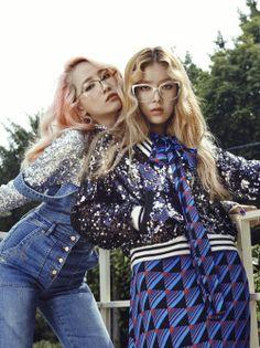 Wonder Girls- Yenny & Yubin