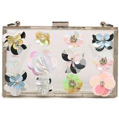 Embrayage De Boîte Avec Impression Multicolore Abstracte ugPdOo