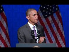 The President Speaks on Health Care Reform at the Catholic Health Association Conference - YouTube
