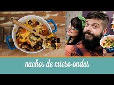 Nachos de micro-ondas (pronto em 1 minuto)   COZINHA PARA 2 : Cozinha para quem não sabe cozinhar. Sem fogão, sem complicação. Vídeos de receitas deliciosas, com poucos ingredientes. Tudo simples e rápido.