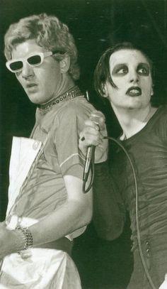 Captain & Dave