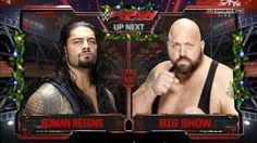 LUCHA COMPLETA: Big Show vs Roman Reigns | Raw ᴴᴰ