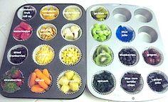 Rainbow Snacks