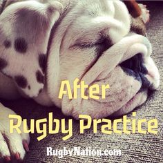 After #Rugby Practice!  #FridayFunny