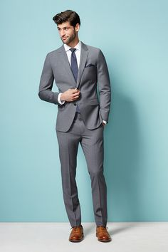 Groomsmen suit color