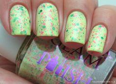 Glam Polish Light Up The World