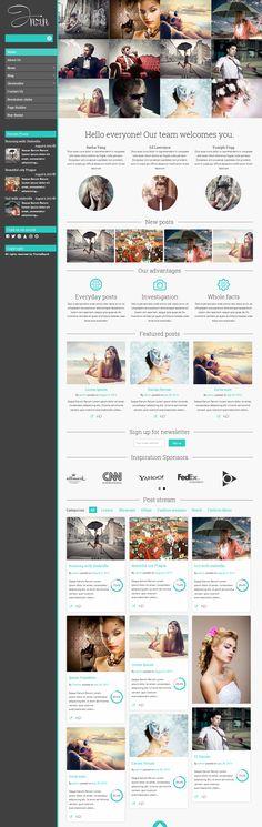 扁平化_配色_配图http://shop66766320.taobao.com/ Get this template from: http://themeforest.net/?ref=Vision7Studio