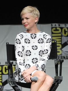 Michelle Williams Style - Gamine & Ethereal