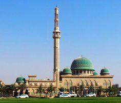 Al Rayyan Mosque, Qatar