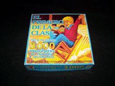 Juego de Mesa EL PRIMERO DE LA CLASE de Falomir, juego Vintage!