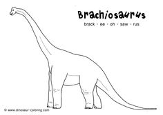 Parasaurolophus Colouring Kids Colouring Pinterest Kids